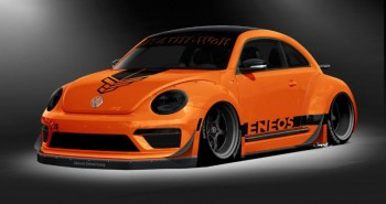 Volkswagen Beetle R tuned by Tanner Foust and RAUH-Welt Begriff