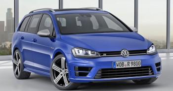 Volkswagen Golf R Variant – 300 hp wagon