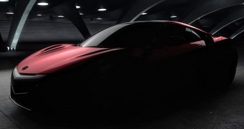 Production Acura NSX to be unveiled in January