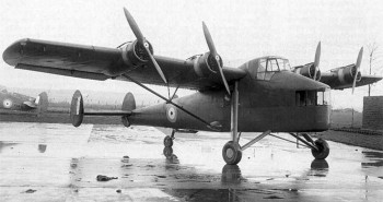 Airspeed A.S.39 Fleet Shadower