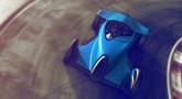 Bugatti Coupemotion Concept