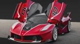 Ferrari FXX K track car based on the LaFerrari