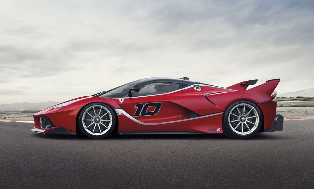 Ferrari Fxx K Sports Cars