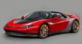 First of just six Ferrari Sergio supercars delivered