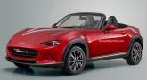 Mazda MX-5 Cross rendered