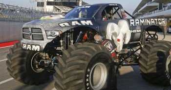Raminator claims the title of 'World's Fastest Monster Truck'