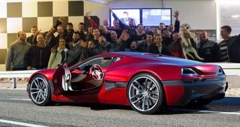 Rimac Automobili awarded best employer in 2014 (in Croatia)
