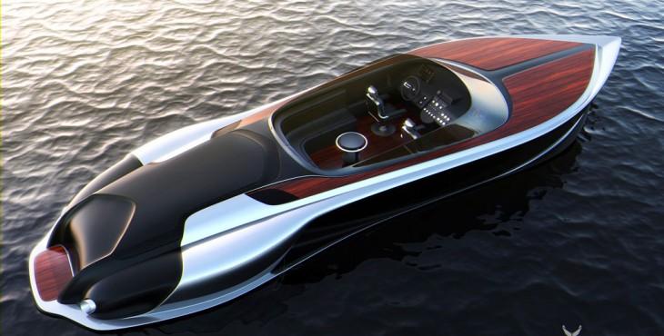 Ugur Sahin Design Runabout powerboat