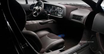 Jaguar XJ220 interior by Vilner