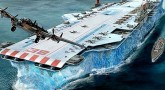 Project Habbakuk – The unsinkable aircraft carrier built from ice