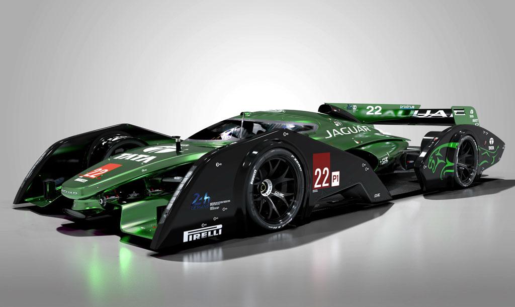 Jaguar Xjr 19 Le Mans Racer Concept Cars Diseno Art