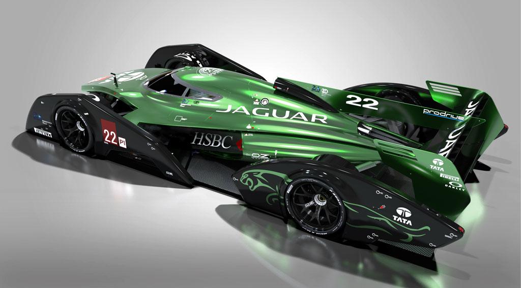 Jaguar Xjr Le Mans Racer Concept Cars Diseno Art