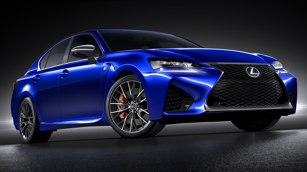 Lexus GS F Sedan