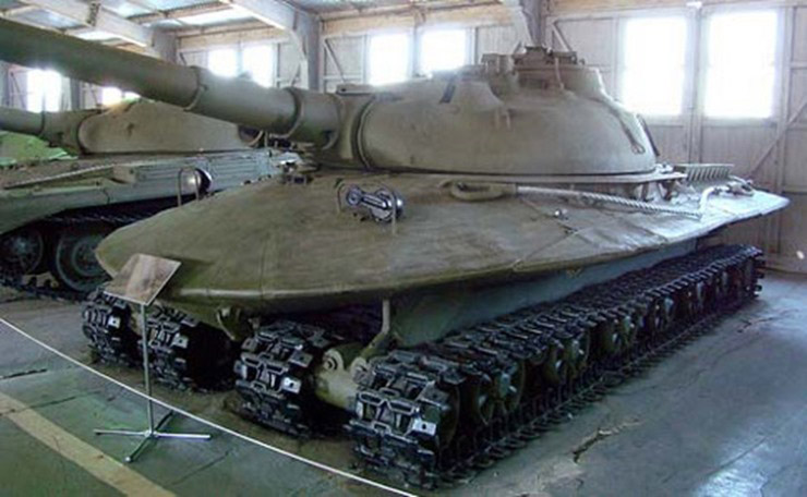 Object 279 Soviet heavy tank